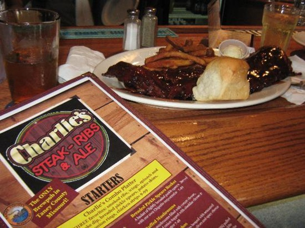 Charlie's Steak, Ribs and Ale