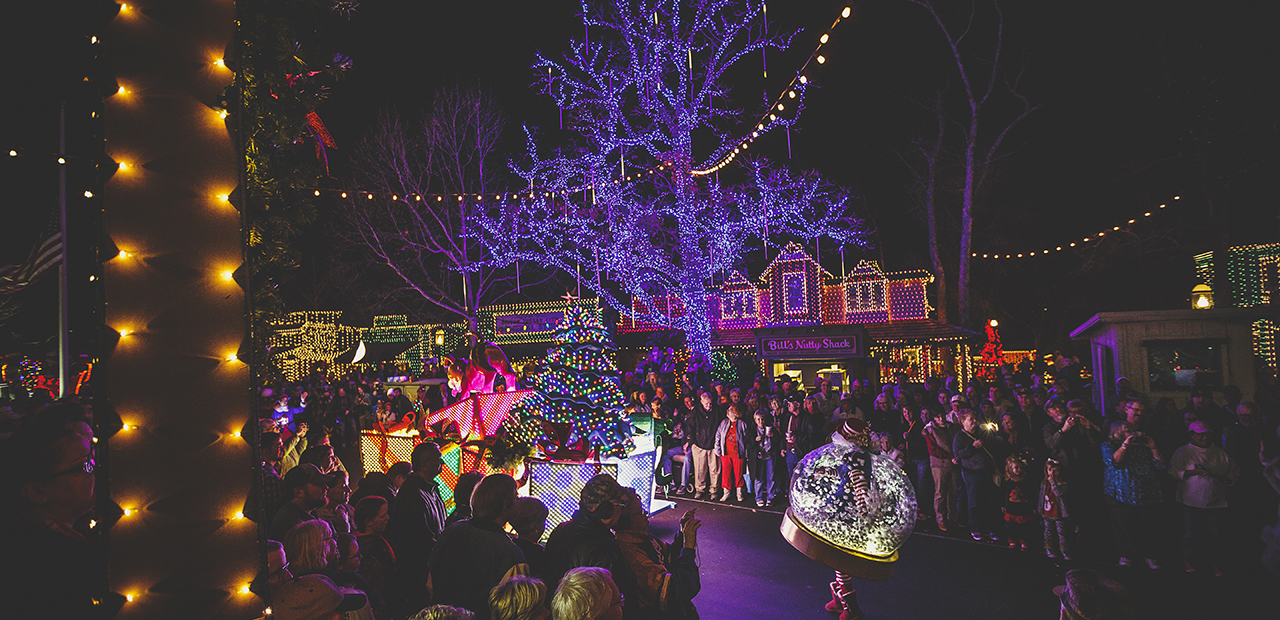 Christmas attractions in Branson