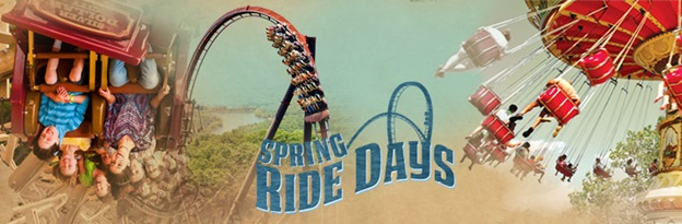 Spring Ride Days at Silver Dollar City