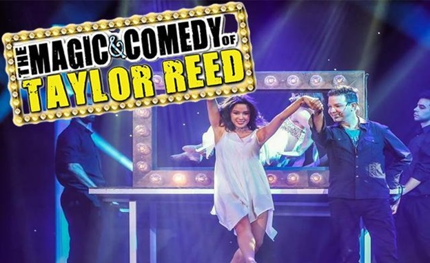 Taylor Reed's Magic and Comedy
