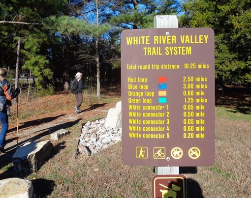 White River Valley Trail System