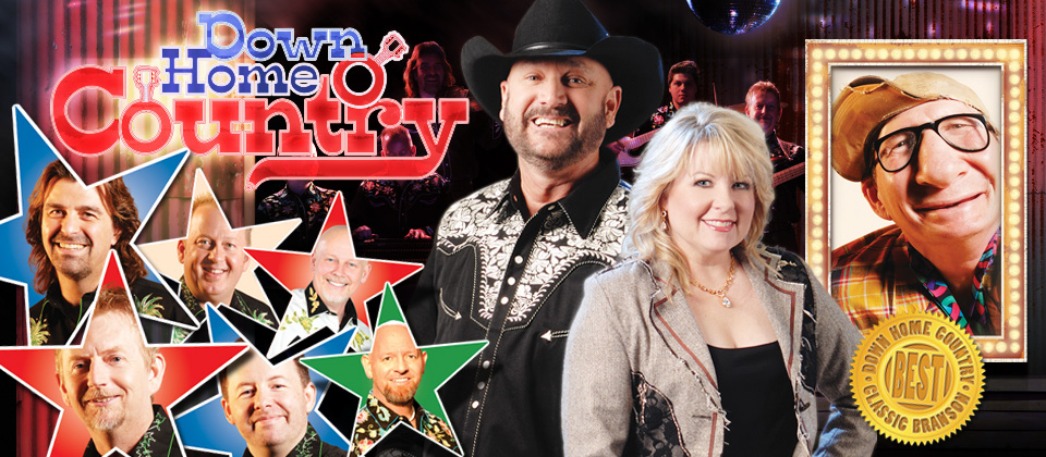 country music show in Branson