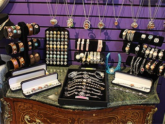 fashion jewelries at The Grand Village