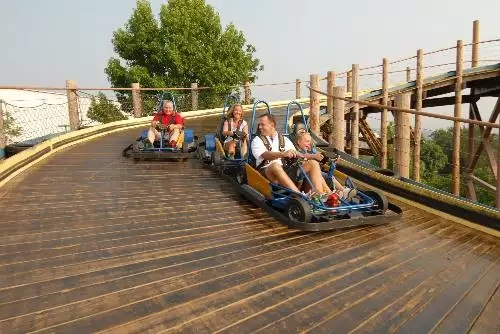 attractions in Branson