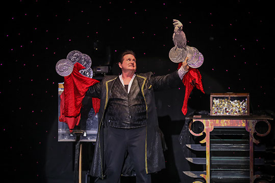 magic show in Branson