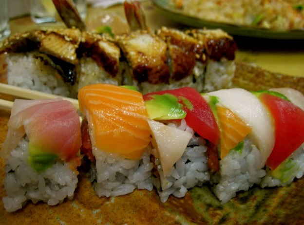 sushi restaurants in Branson